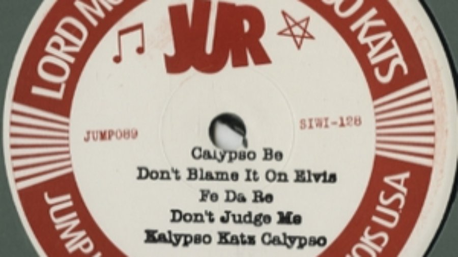 LORD MOUSE & THE KALYPSO KATS 10″ LP (JUMP089) (OUT OF PRINT)