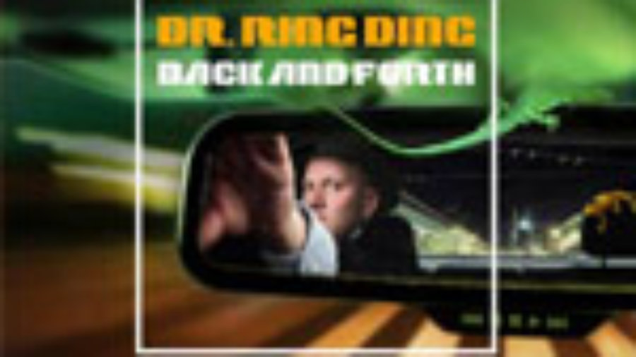 """DR RING DING – """"Back and Forth"""" CD – (JUMP074)"""