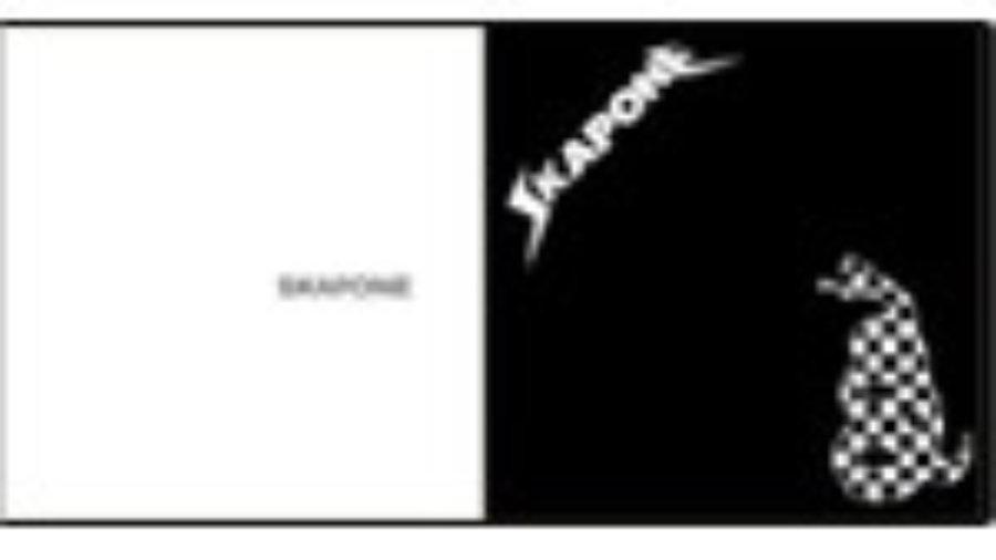 "SKAPONE – ""The Black and White Album"" CD – (JUMP083)"