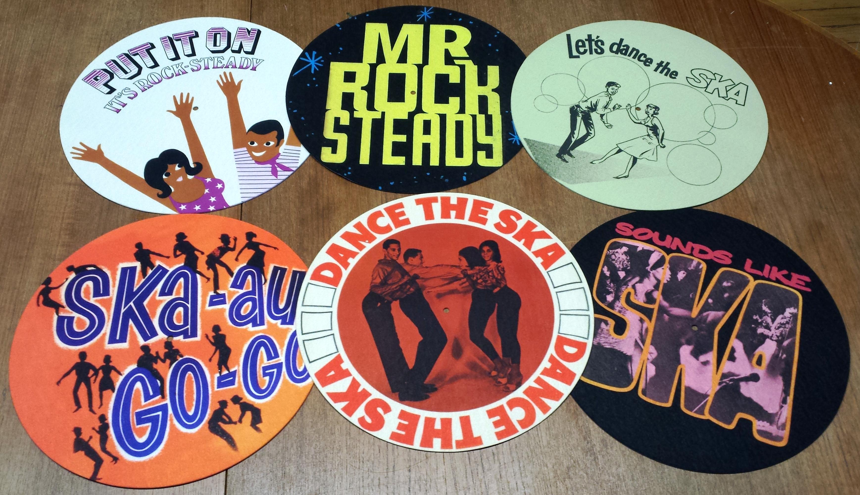 SKA – Jump Up Records